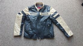 ZARA REAL LEATHER JACKET RRP