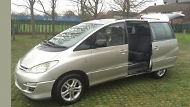 Toyota previa for sale 2004