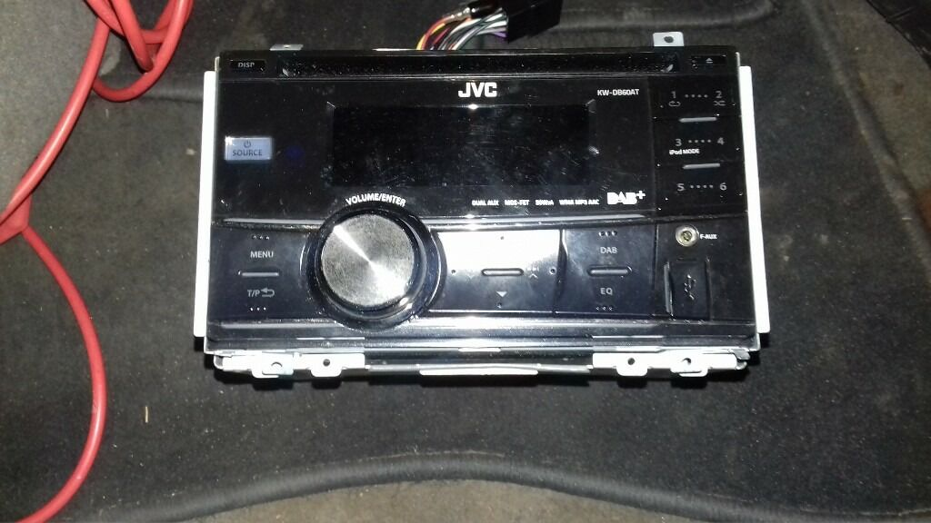 jvc double dim stereo