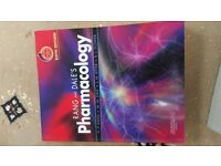 Rang and Dale's Pharmacology - 6th Edition- Excellent condition
