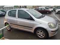 Toyota Yaris 2001 automatic low milage