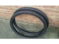 "Cyclo cross tyres - 26"""