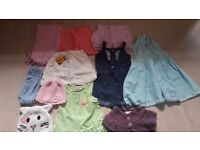 Bundle of Lovely Baby Girl.Clothes for 3-12 months