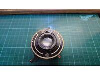 Vintage Kodak K.S. Anastigmat 1:6,3 f10.5 Camera Lens