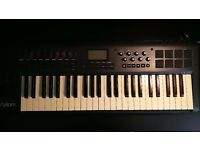 M Audio Axiom 49 2nd gen. MIDI keyboard and controller.