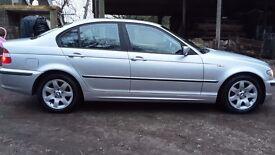 2002 BMW 318i e46 88600 miles