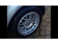 "Cades Eros 16"" x 7J with PCD 5x100"