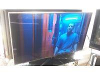 """Samsung 46"""" 4k Wifi Smart 3D LED TV £270"""