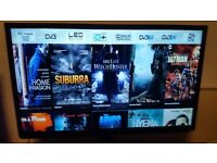 TOSHIBA 40L1333B (40 inch) Full HD LED TV (Black) [Energy Class A]