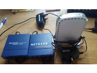 Netgear 5 port gigabit switched