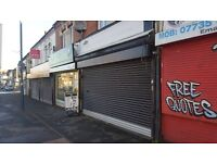BIRMINGHAM SHOP TO LET/ £98 a week only