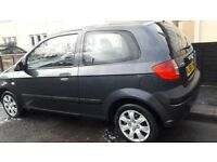 Hyundai Getz 58 Reg 1.1 very economical car long mot