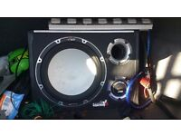 3000W Subwoofer and Amplifier