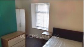 En-suite double room for rent in Mansfield