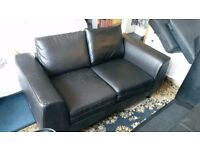 Cheap 2 seater leather Sofa for sale