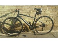 SIZE SMALL frame whytee hybrid bikes very good condition great working order BARGAIN