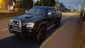 Mitsubishi l200 £3200