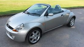 Ford Streetka Cabriolet Winter 2...need to sell asap