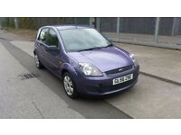 2007 Ford Fiesta 1.2 Style Climate, MOT expires April 2018, Only 1 Former Keeper