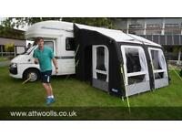 Kampa air pro 260 Drive away. air awning