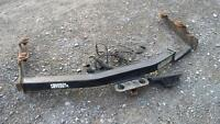 04 dodge caravan hidden hitch