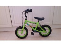 For sale - Boys Apollo 12 inch bike