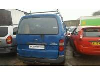 05 Toyota Hiace d4d **** BREAKING parts available