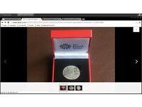 queen diamond jubilee 1952-2012 medal coin
