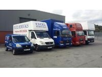 Class 2 driver for removals company