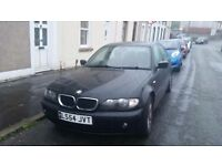 Bmw 320 exelent runner for sale due to my job