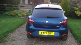 The Car is a 3 Door Hatchback in very good order and very clean