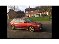 Impreza turbo full mot