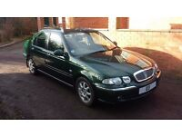 Rover 45 Saloon, ONLY 31,000 MILES, Very Good Condition