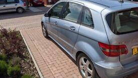 image for Mercedes-Benz, B CLASS, MPV, 2007, Semi-Auto, 1699 (cc), 5 doors