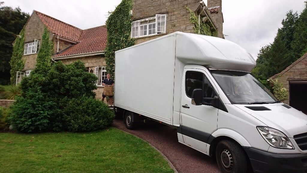 Bradford Removal company offering house and business removals and Clearance services, Man and Van