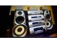 Cheap. Hi-fi system. Collect today cheap. Open to offers.