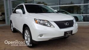 2011 Lexus RX 350 Ultra Premium Package 1 - Clean Carproof