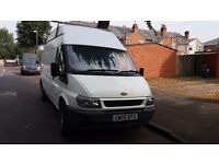for sale ford transit 2.4 start end drive 900£