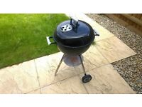 BBQ Barbecure Charcoal from Clas Ohlson needs cleaning