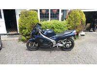 Honda VFR 750 1997 34,800 miles