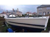 Fishing boat ip16 complete setup