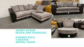 **BLACK FRIDAY SALE** UP TO 50% OFF - Corner sofa - 3 seater - 2 seater STOCK CLEARANCE.