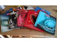 Set of 11 Rock & Pop CDs