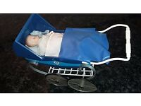 Sindy dolls, clothes, furniture incl.bed, wardrobe, chairs, toilet, basin,pram, dog, horse etc