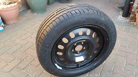 New Michelin Pilot Exalto tyre