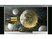 Sony Bravia KD55XD9305 55 inch 4K Ultra HD HDR 3D Smart LED Android TV