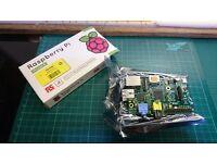 Raspberry Pi Model B 756-8308 RASPBRRYPCBA512