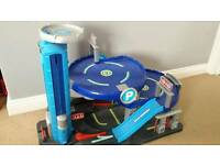 Elc garage and toy cars