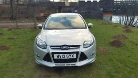 for sale 2013 Ford Focus 1.0 (125PS) EcoBoost Zetec