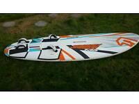 Fanatic Shark 135l 2012 Windsurfing Board